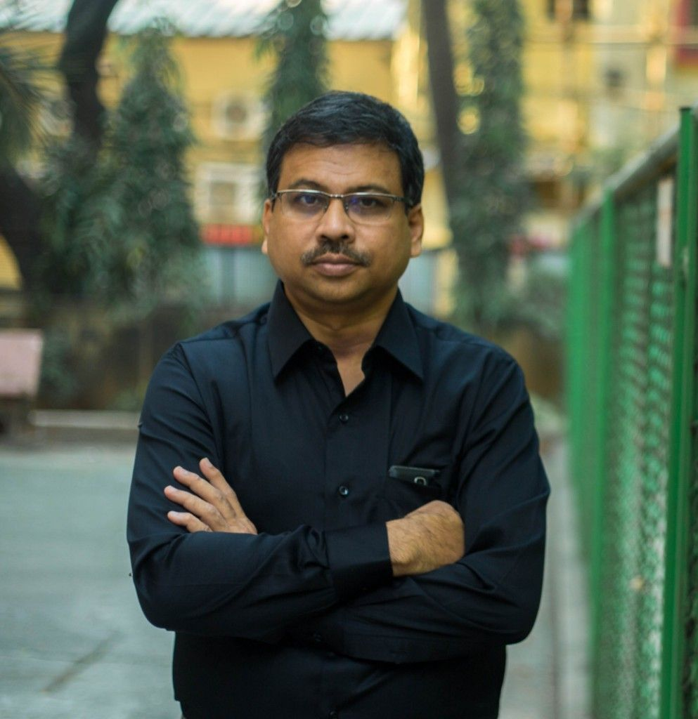 Dr Deepak Pawar from Mumbai University