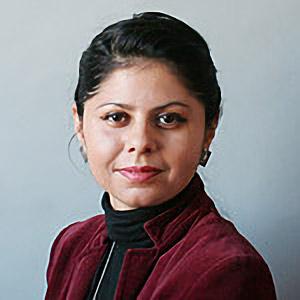 Dr Jivanta Schottli from Dublin City University